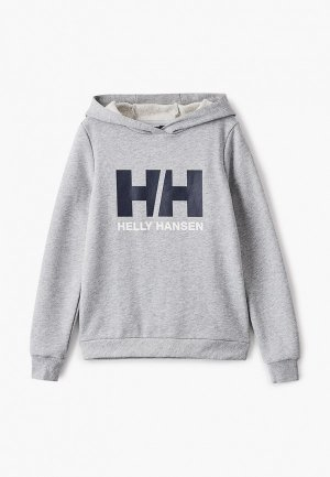 Худи Helly Hansen. Цвет: серый