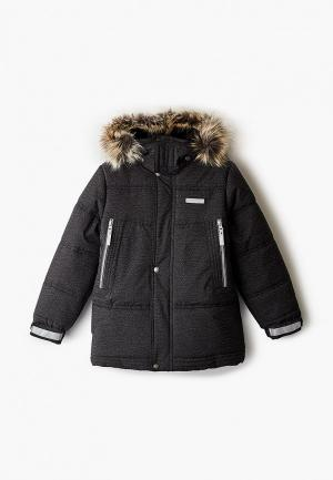 Куртка утепленная Kerry. Цвет: черный