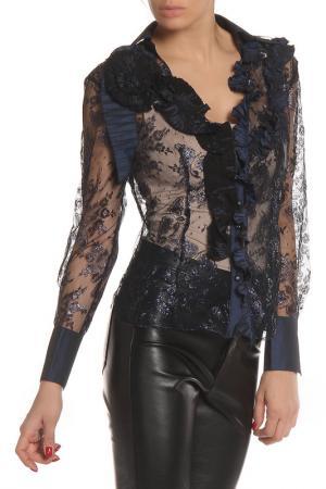 Блуза Maria Grazia Severi. Цвет: мультицвет