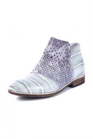 Ботинки MJUS. Цвет: серый