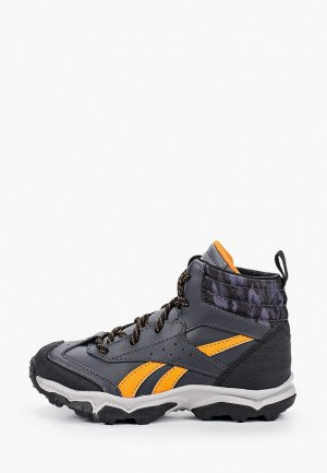 Ботинки Reebok. Цвет: серый