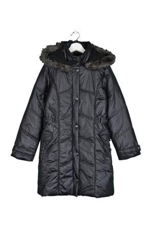 Куртка Donna Karan New York. Цвет: черный