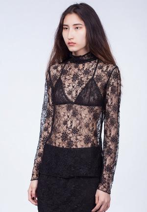 Блуза Omero. Цвет: черный