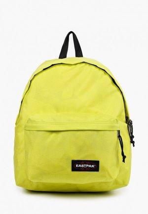 Рюкзак Eastpak. Цвет: желтый