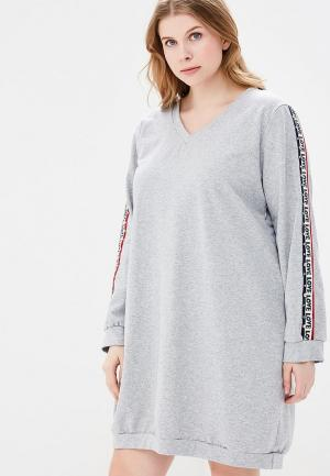 Платье Kitana by Rinascimento. Цвет: серый