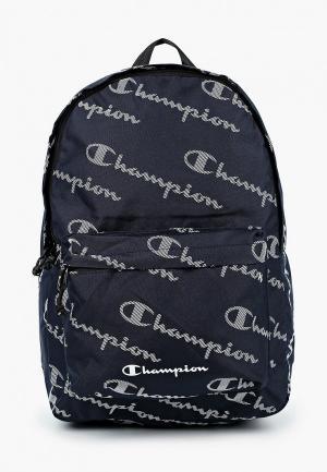 Рюкзак Champion. Цвет: синий