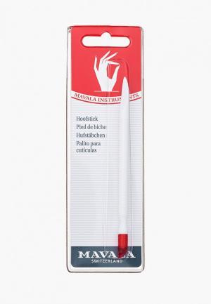 Палочка для маникюра Mavala. Цвет: белый