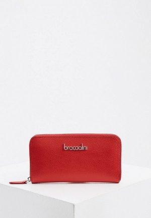 Кошелек Braccialini. Цвет: красный