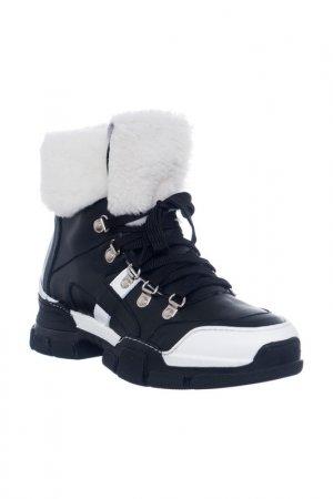 Boots LORETTA PETTINARI. Цвет: black