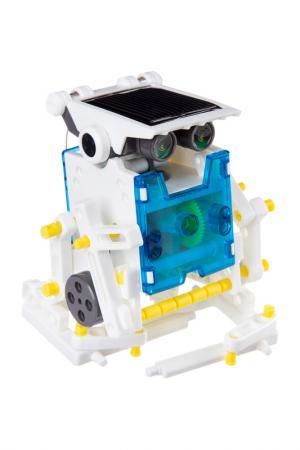 Опыты Солнечный робот 14 в 1 BONDIBON. Цвет: белый