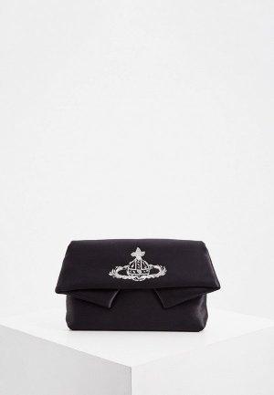 Клатч Vivienne Westwood. Цвет: черный