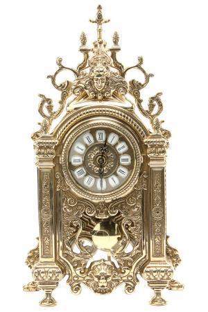 Часы Stilars. Цвет: золотой