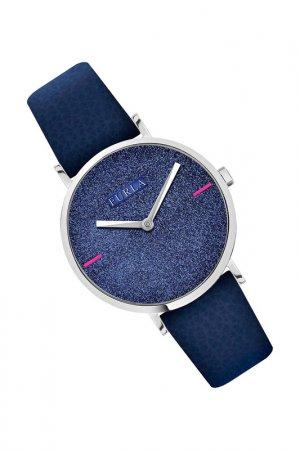 Наручные часы FURLA. Цвет: синий