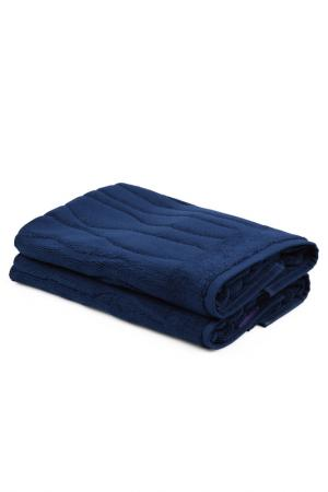 Bathmat Set (2 Pieces), 50x75 BEVERLY HILLS POLO CLUB. Цвет: dark blue