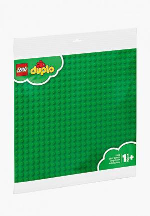 Элемент LEGO. Цвет: зеленый