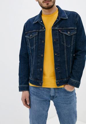 Куртка джинсовая Levis® Levi's®. Цвет: синий