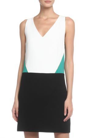 Платье Marella. Цвет: белый