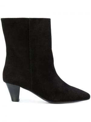 Широкие ботинки Marc Ellis. Цвет: чёрный