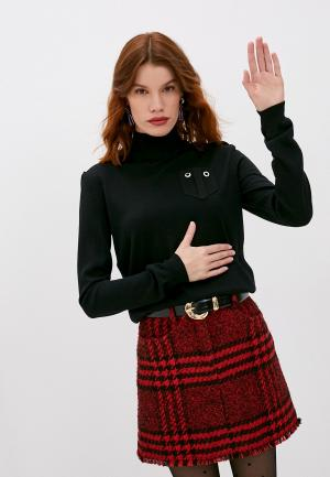 Водолазка Boutique Moschino. Цвет: черный