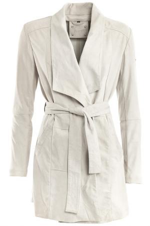 Coat MAZE. Цвет: белый