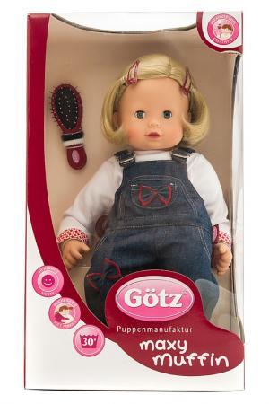 Кукла Макси-маффин Gotz. Цвет: бордовый