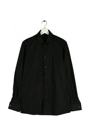 Сорочка Bottega Veneta. Цвет: черный