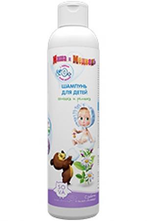 Шампунь для детей в возрасте о Маша и Медведь. Цвет: none