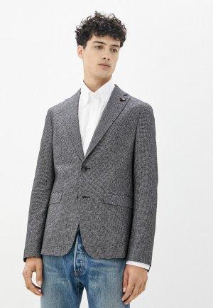 Пиджак Tommy Hilfiger. Цвет: черный