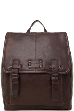 Рюкзак GIANNI CONTI. Цвет: коричневый