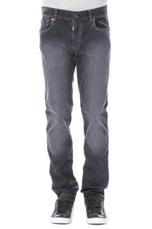 Jeans BILLIONAIRE. Цвет: black