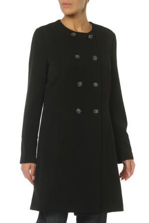 Пальто MANILA GRACE. Цвет: md500 nero