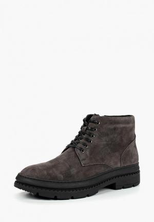 Ботинки Calipso. Цвет: серый