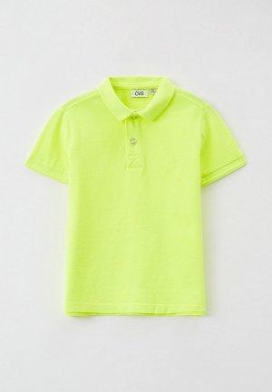 Поло OVS. Цвет: зеленый