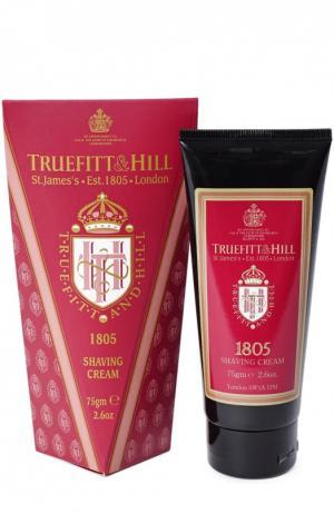 Крем для бритья в тюбике 1805 Truefitt&Hill. Цвет: бесцветный