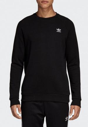 Свитшот adidas Originals. Цвет: черный