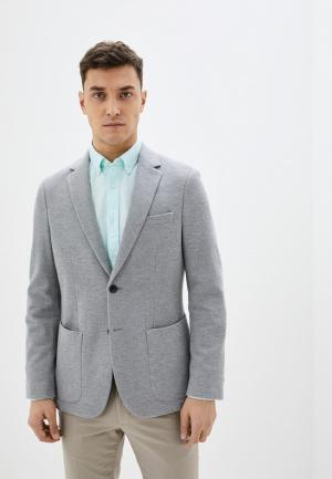 Пиджак Banana Republic. Цвет: серый