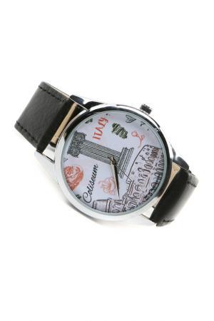 Часы Рим MITYA VESELKOV. Цвет: бежевый