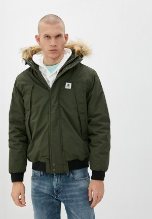 Куртка утепленная Element. Цвет: хаки
