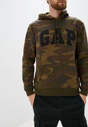 Худи Gap. Цвет: хаки