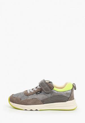 Кроссовки Kickers. Цвет: серый
