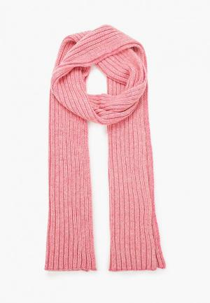 Шарф Max&Co. Цвет: розовый