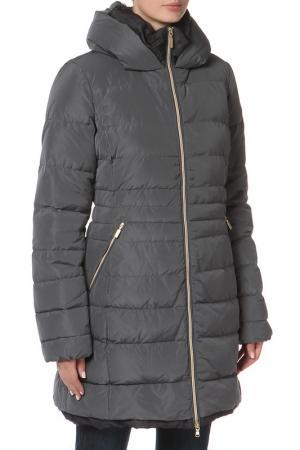 Пальто GEOSPIRIT. Цвет: 799