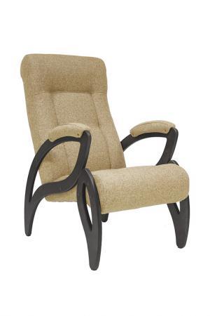 Кресло для отдыха КОМФОРТ. Цвет: черный