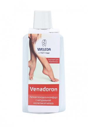 Гель для ног Weleda