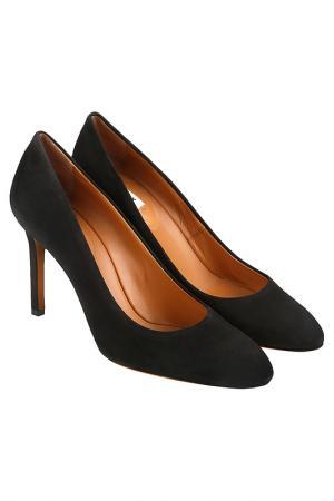 Туфли BALLY. Цвет: черный