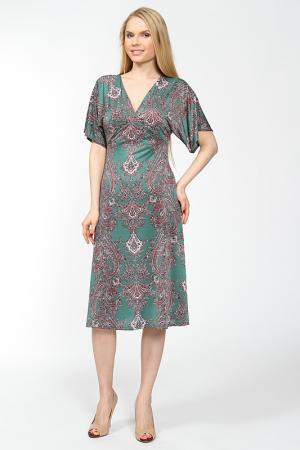 Платье Arrangee. Цвет: зеленый