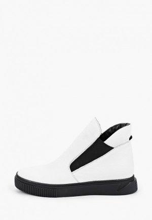 Ботинки MCM. Цвет: белый