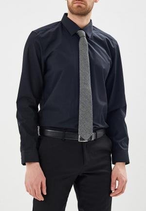 Рубашка Burton Menswear London. Цвет: черный