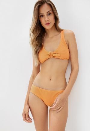 Плавки Billabong. Цвет: оранжевый