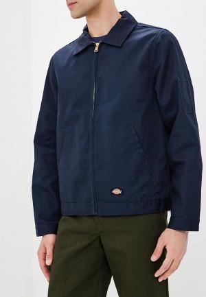 Куртка Dickies. Цвет: синий